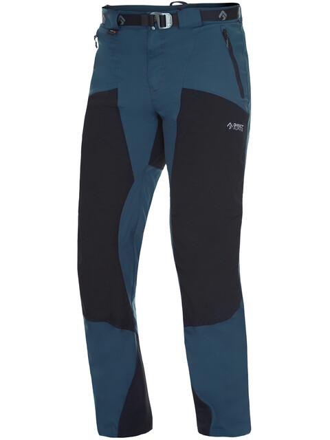 Directalpine Mountainer 5.0 - Pantalones Hombre - gris/azul
